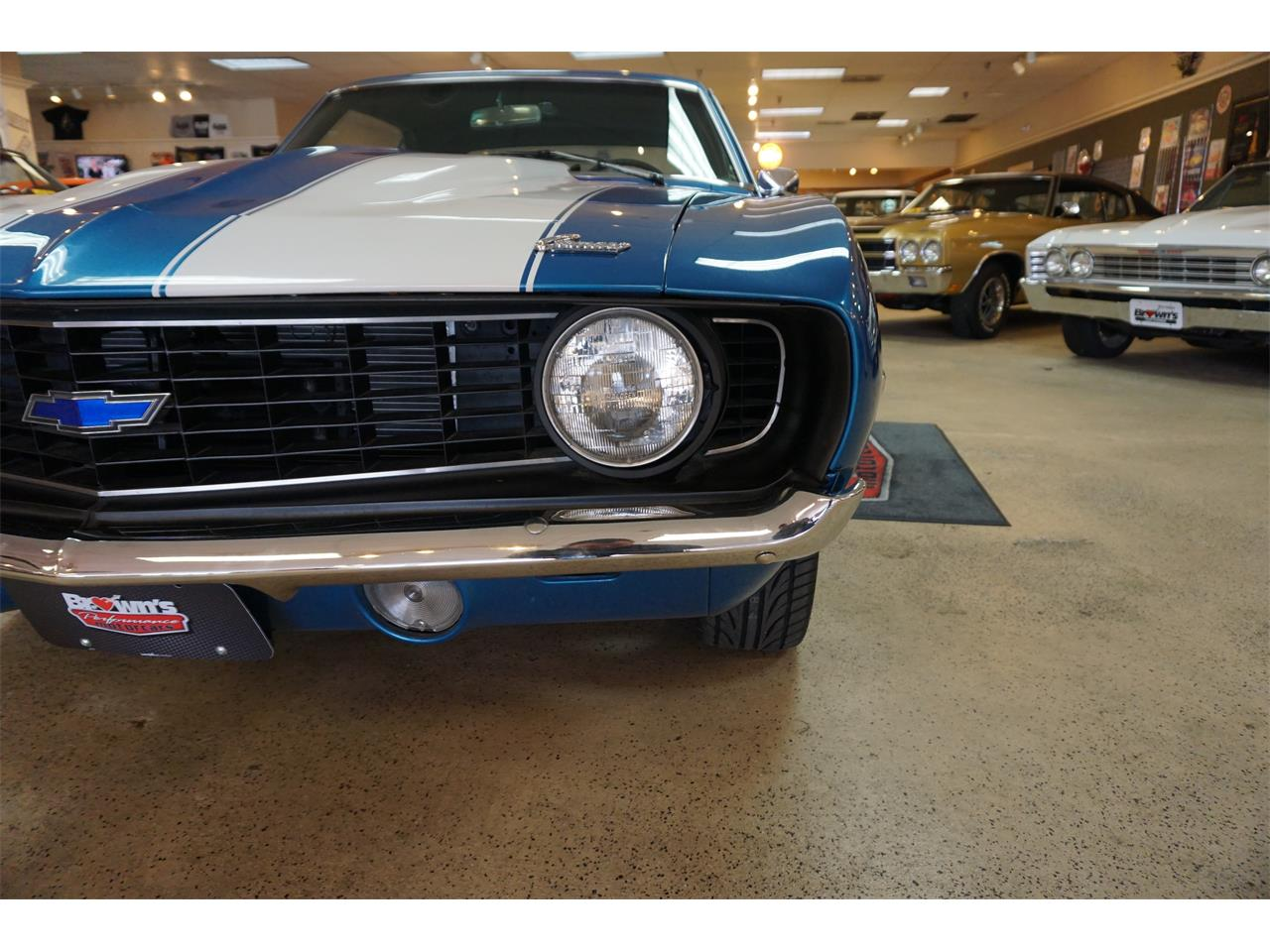 Large Picture of 1969 Chevrolet Camaro Offered by Brown's Performance Motorcars - MZK8