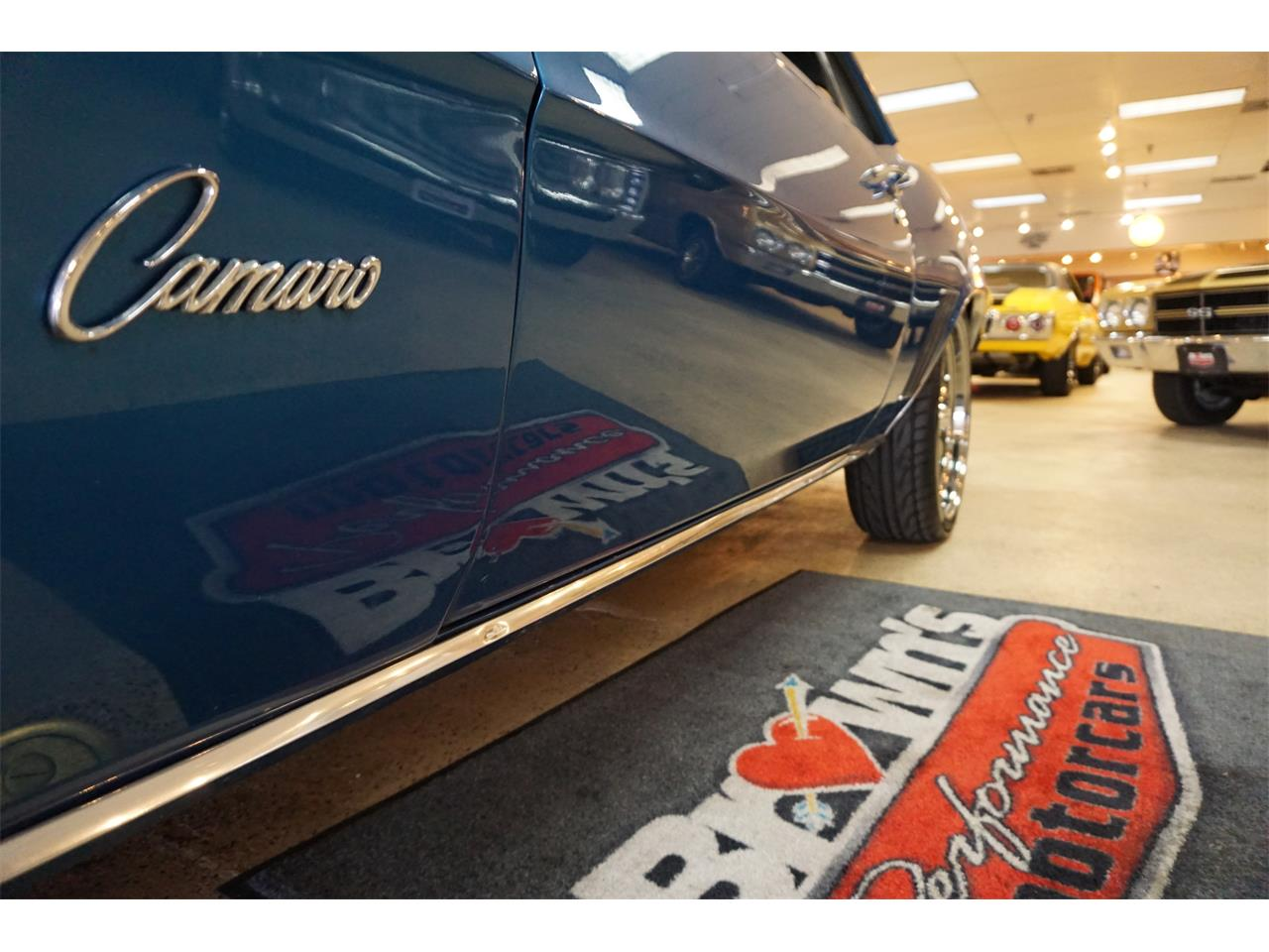 Large Picture of '69 Chevrolet Camaro located in Maryland Offered by Brown's Performance Motorcars - MZK8