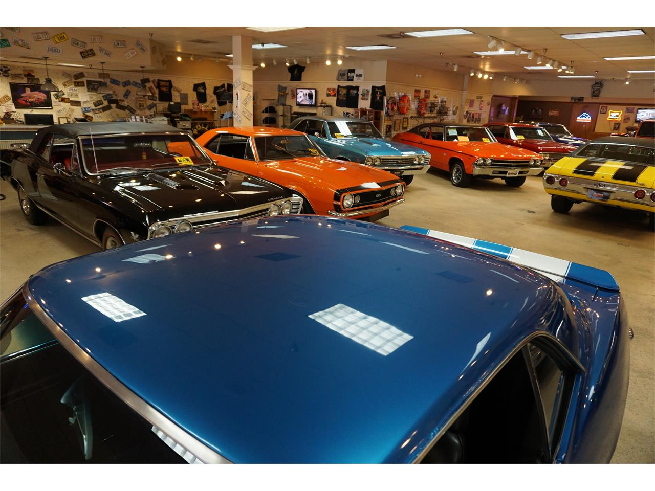 Large Picture of '69 Chevrolet Camaro - $32,900.00 Offered by Brown's Performance Motorcars - MZK8