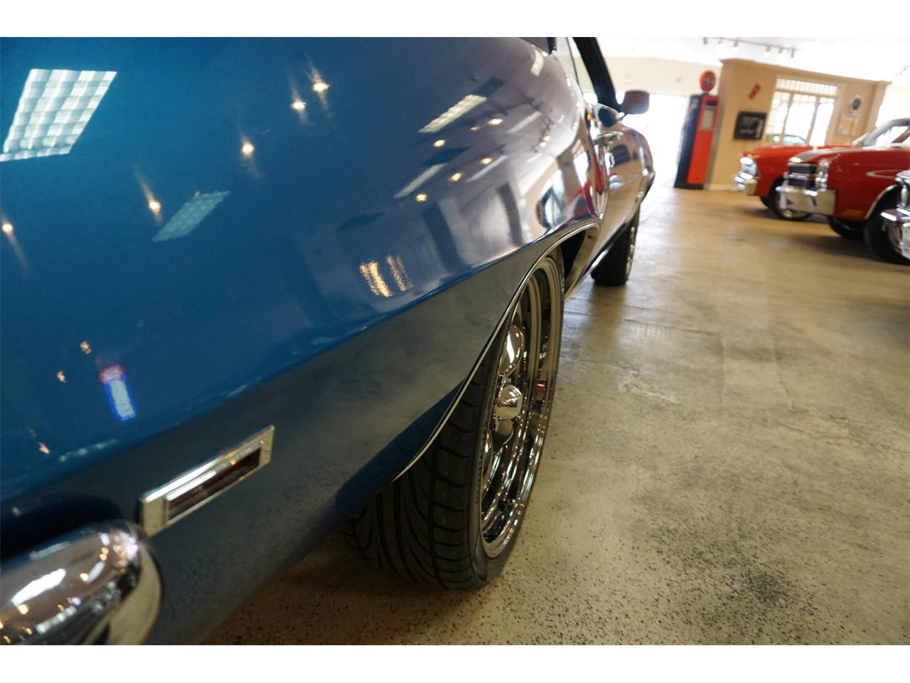 Large Picture of 1969 Chevrolet Camaro located in Maryland - MZK8