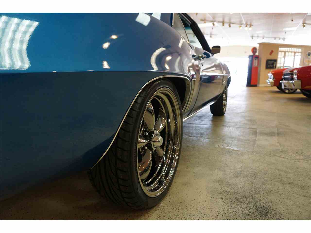Large Picture of Classic 1969 Chevrolet Camaro located in Glen Burnie Maryland - $32,900.00 Offered by Brown's Performance Motorcars - MZK8