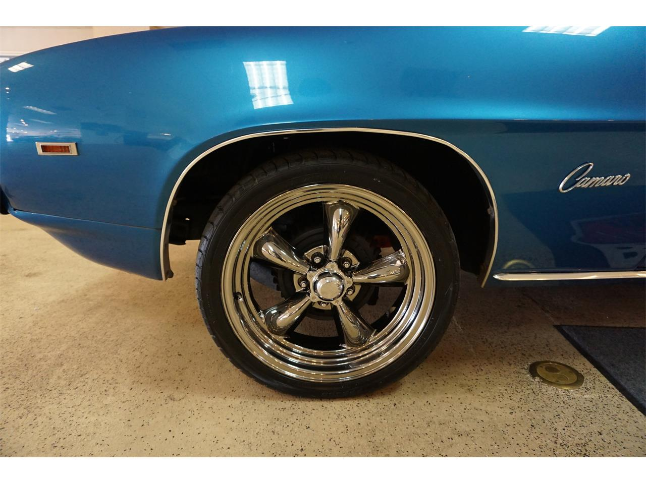Large Picture of 1969 Chevrolet Camaro located in Glen Burnie Maryland Offered by Brown's Performance Motorcars - MZK8