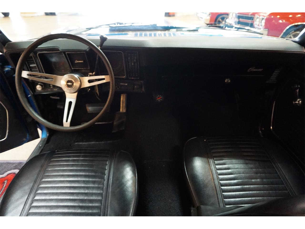 Large Picture of 1969 Chevrolet Camaro located in Maryland Offered by Brown's Performance Motorcars - MZK8