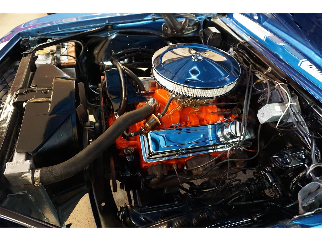 Large Picture of Classic '69 Camaro located in Glen Burnie Maryland Offered by Brown's Performance Motorcars - MZK8
