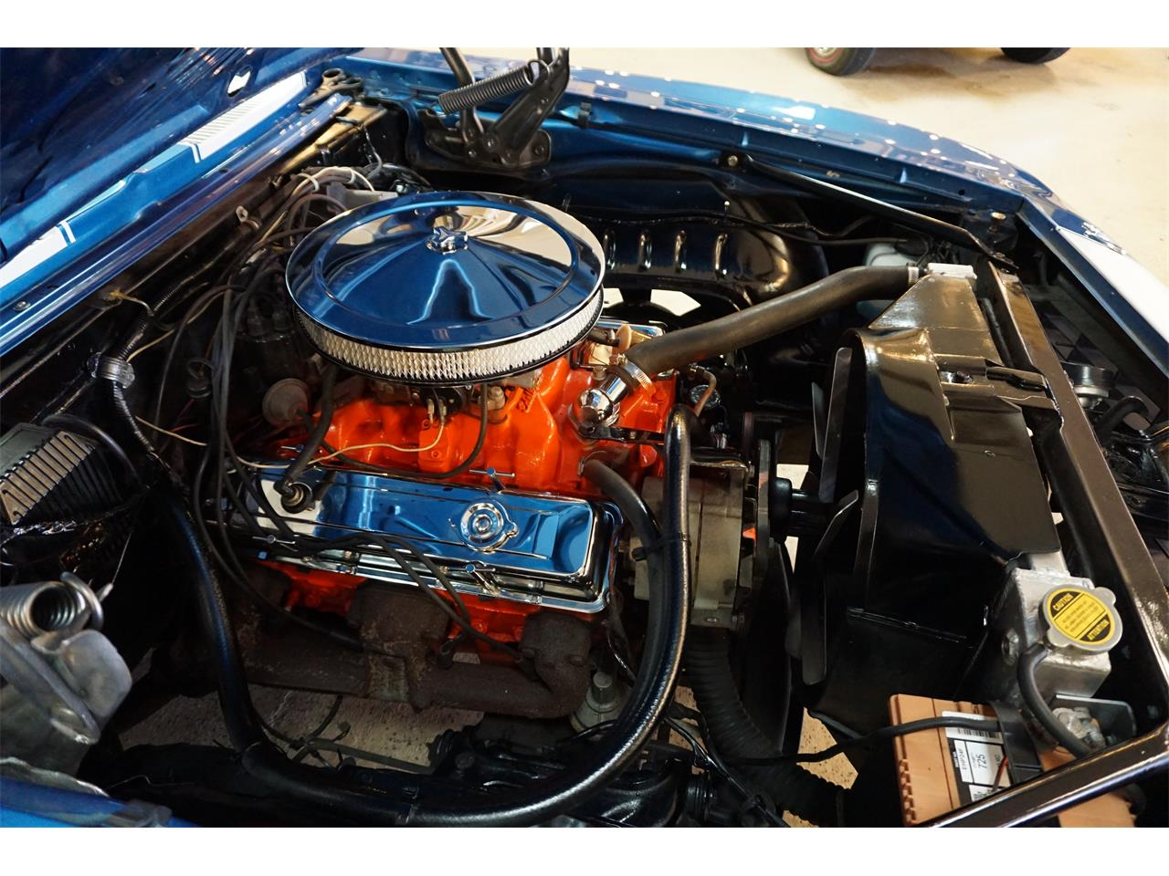 Large Picture of Classic '69 Chevrolet Camaro - $32,900.00 Offered by Brown's Performance Motorcars - MZK8