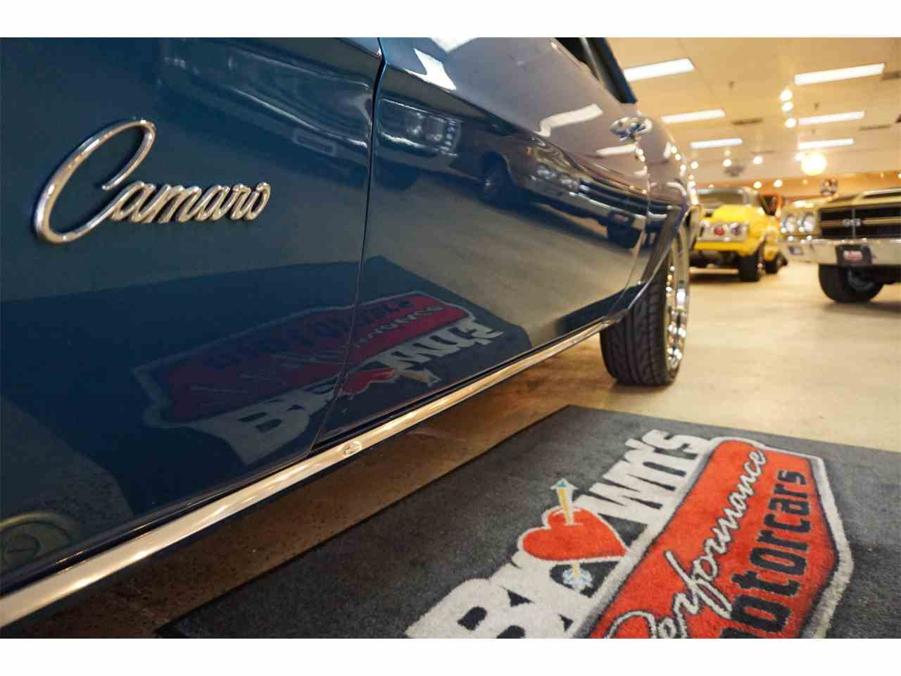 Large Picture of Classic 1969 Chevrolet Camaro located in Maryland Offered by Brown's Performance Motorcars - MZK8