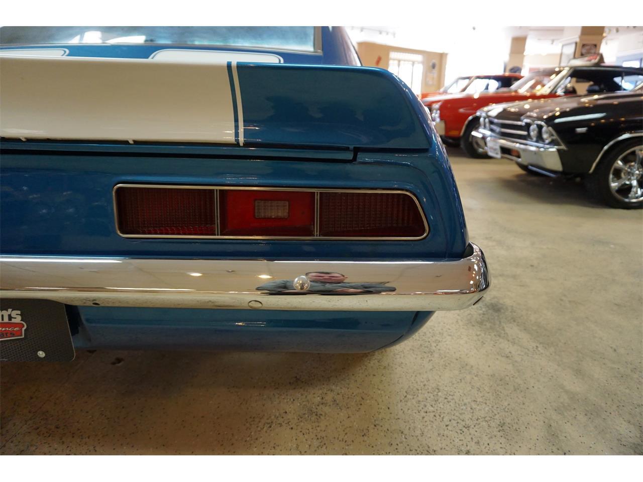 Large Picture of Classic 1969 Camaro - MZK8