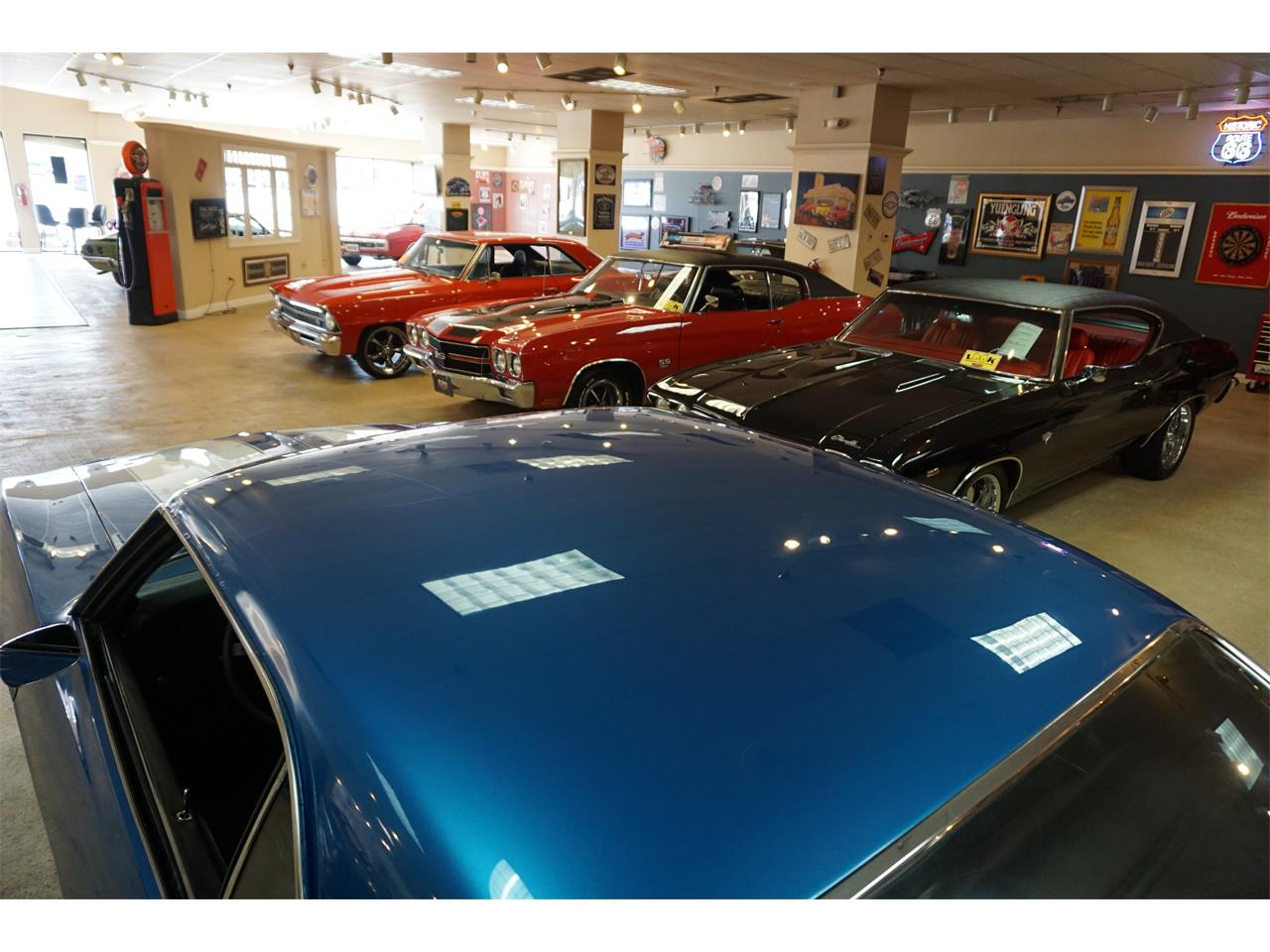 Large Picture of '69 Chevrolet Camaro located in Glen Burnie Maryland - $32,900.00 - MZK8