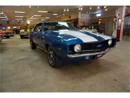 Picture of '69 Chevrolet Camaro located in Glen Burnie Maryland Offered by Brown's Performance Motorcars - MZK8