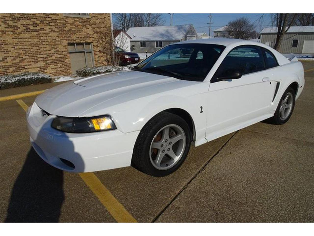 Large Picture of '99 Ford Mustang SVT Cobra - $11,995.00 Offered by Kinion Auto Sales & Service - MZKE