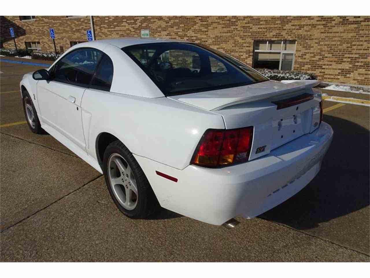 Large Picture of 1999 Ford Mustang SVT Cobra located in Iowa - $11,995.00 Offered by Kinion Auto Sales & Service - MZKE