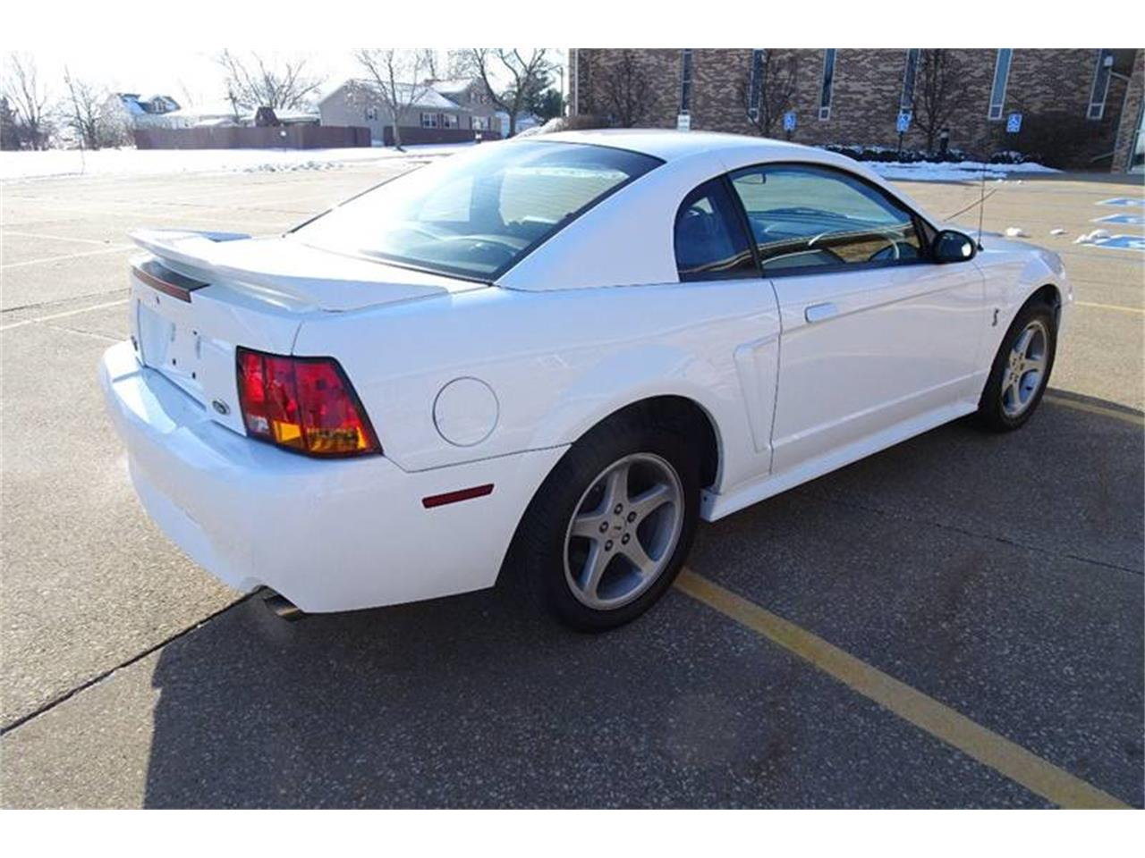 Large Picture of 1999 Mustang SVT Cobra located in Clarence Iowa Offered by Kinion Auto Sales & Service - MZKE