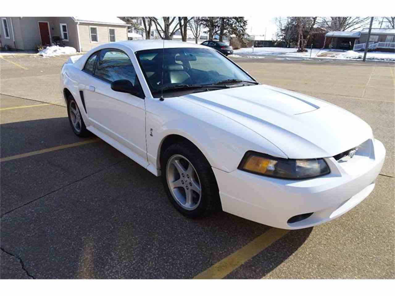 Large Picture of '99 Ford Mustang SVT Cobra located in Iowa - MZKE