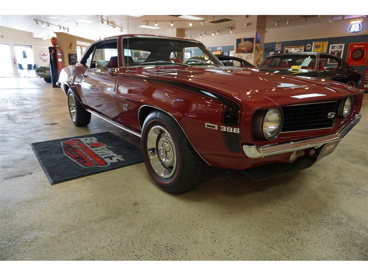 Large Picture of '69 Chevrolet Camaro located in Glen Burnie Maryland - MZKJ