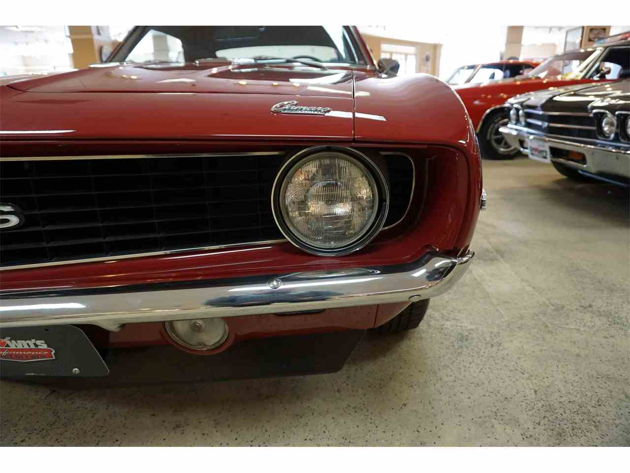 Large Picture of Classic '69 Camaro located in Glen Burnie Maryland - $54,900.00 - MZKJ