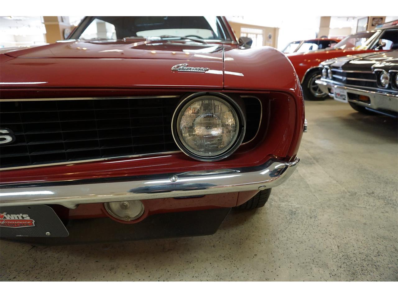 Large Picture of 1969 Camaro located in Glen Burnie Maryland - MZKJ