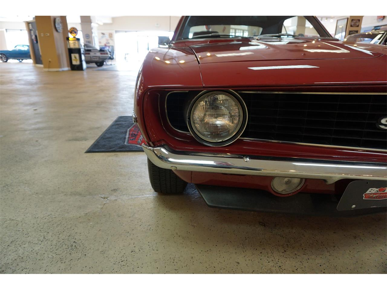 Large Picture of Classic 1969 Camaro located in Maryland - MZKJ