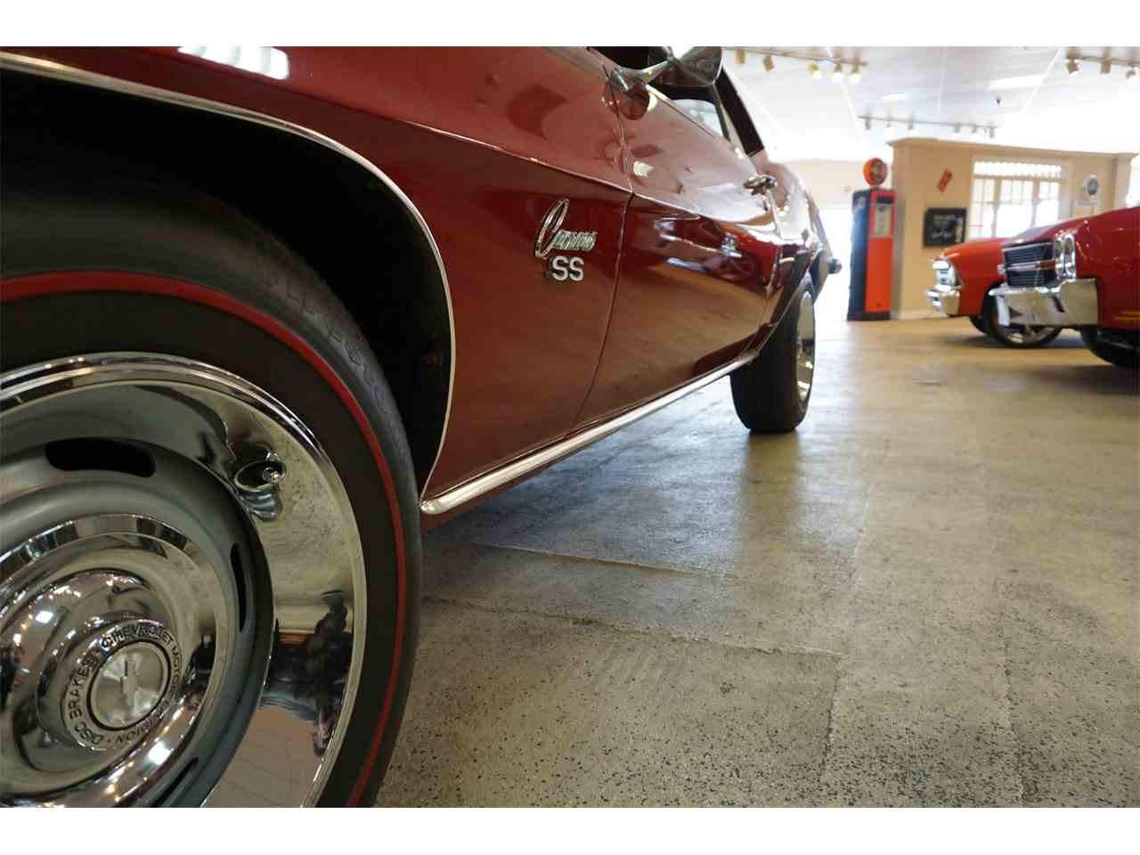 Large Picture of Classic 1969 Chevrolet Camaro located in Glen Burnie Maryland - $54,900.00 - MZKJ