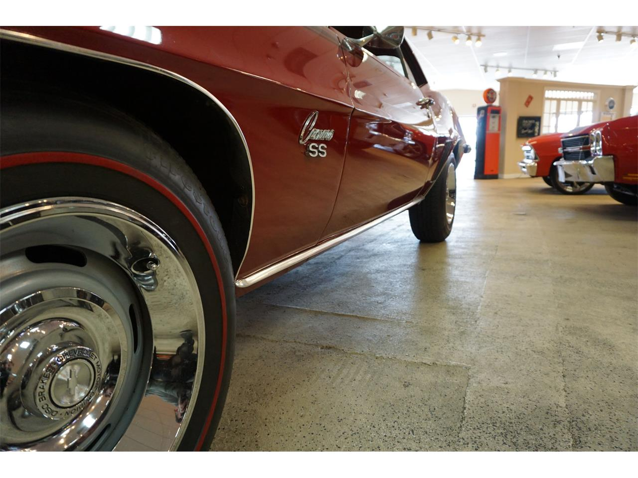 Large Picture of Classic 1969 Chevrolet Camaro located in Maryland - $45,900.00 Offered by Brown's Performance Motorcars - MZKJ