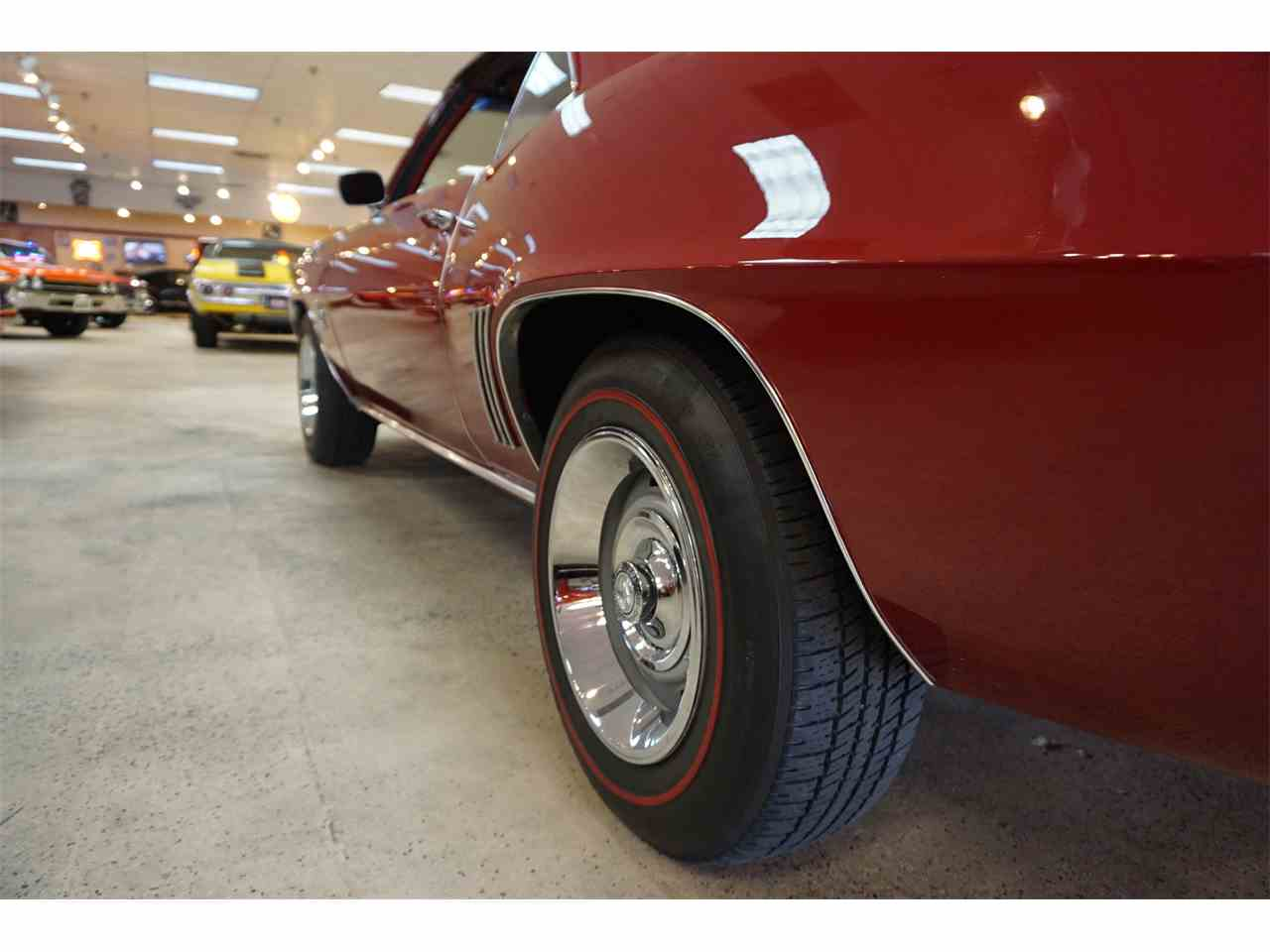 Large Picture of Classic '69 Chevrolet Camaro located in Glen Burnie Maryland Offered by Brown's Performance Motorcars - MZKJ