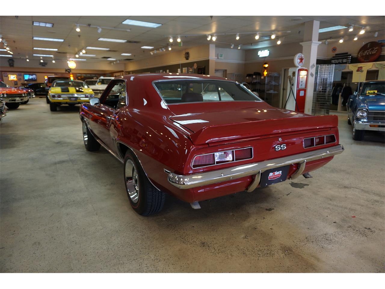 Large Picture of Classic 1969 Chevrolet Camaro - $45,900.00 - MZKJ