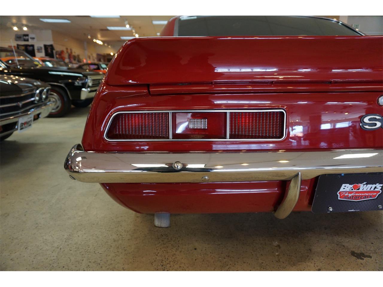 Large Picture of Classic '69 Camaro - $45,900.00 - MZKJ