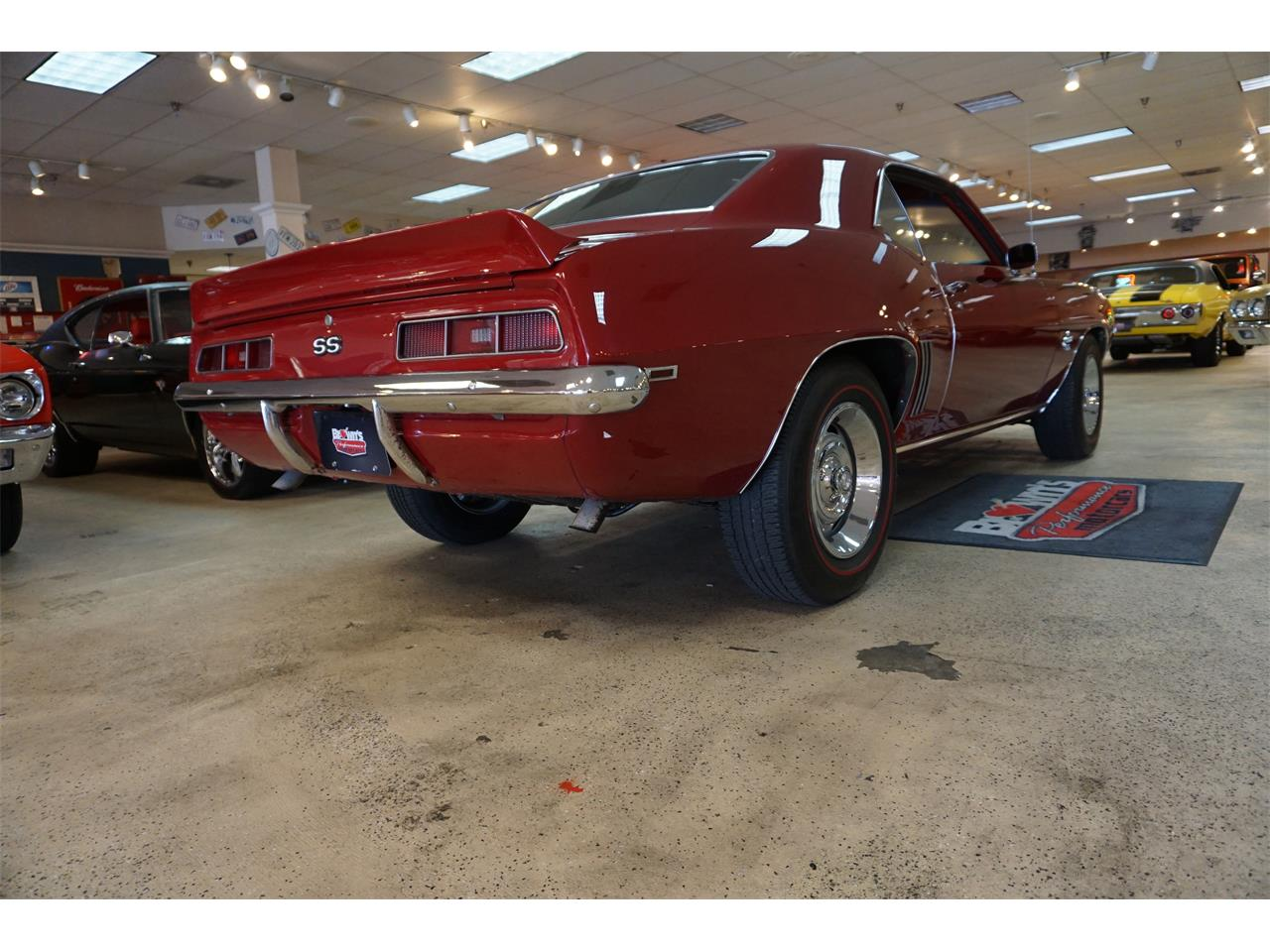 Large Picture of Classic '69 Chevrolet Camaro - $45,900.00 Offered by Brown's Performance Motorcars - MZKJ
