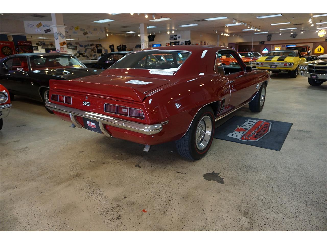 Large Picture of '69 Chevrolet Camaro - MZKJ