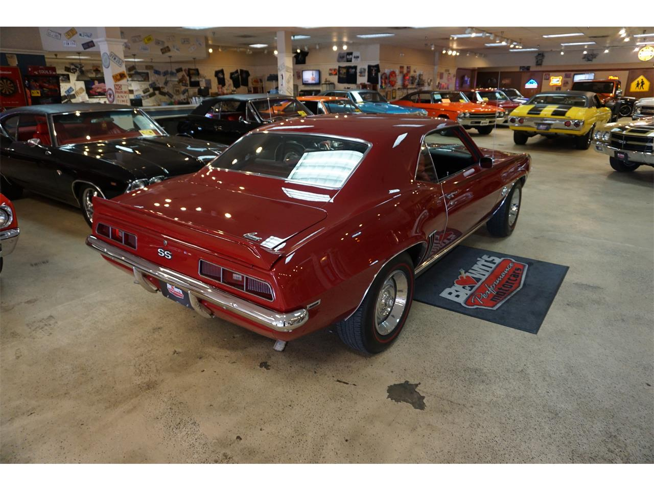 Large Picture of '69 Camaro located in Glen Burnie Maryland - $45,900.00 Offered by Brown's Performance Motorcars - MZKJ