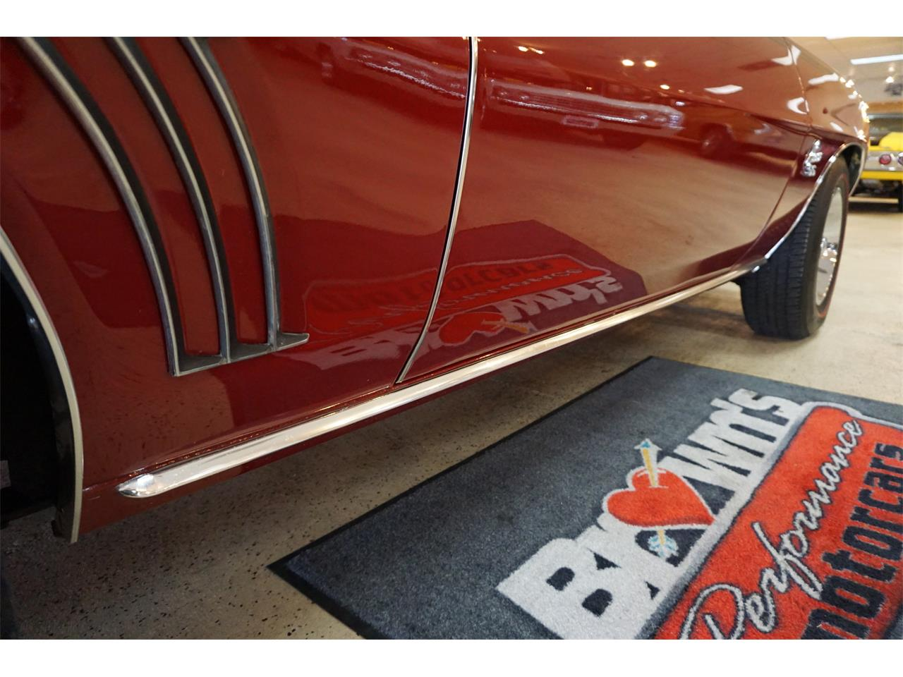 Large Picture of Classic '69 Chevrolet Camaro located in Glen Burnie Maryland - $45,900.00 Offered by Brown's Performance Motorcars - MZKJ