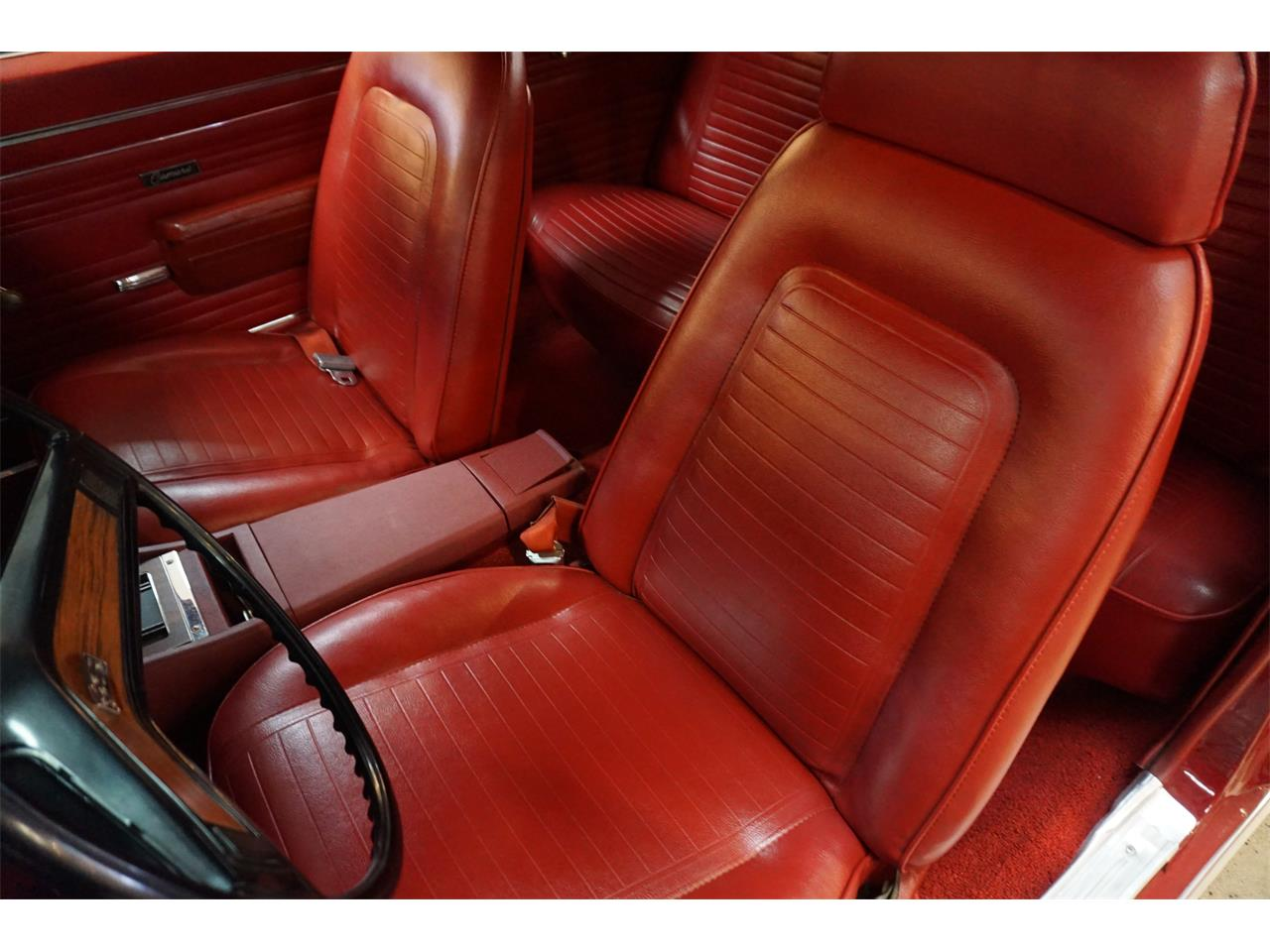 Large Picture of Classic 1969 Chevrolet Camaro - $45,900.00 Offered by Brown's Performance Motorcars - MZKJ