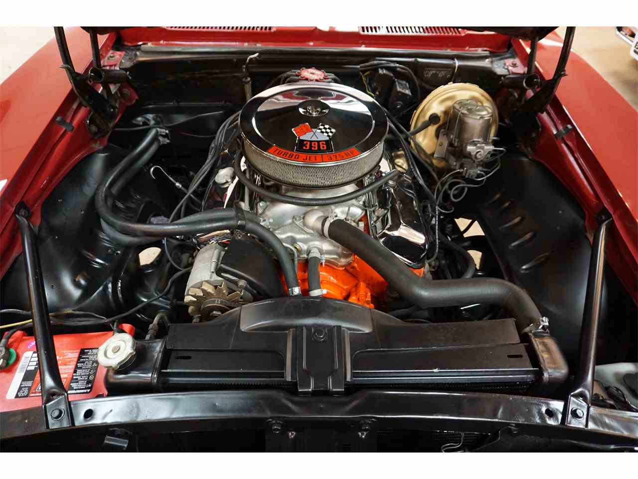 Large Picture of Classic 1969 Chevrolet Camaro - $54,900.00 Offered by Brown's Performance Motorcars - MZKJ