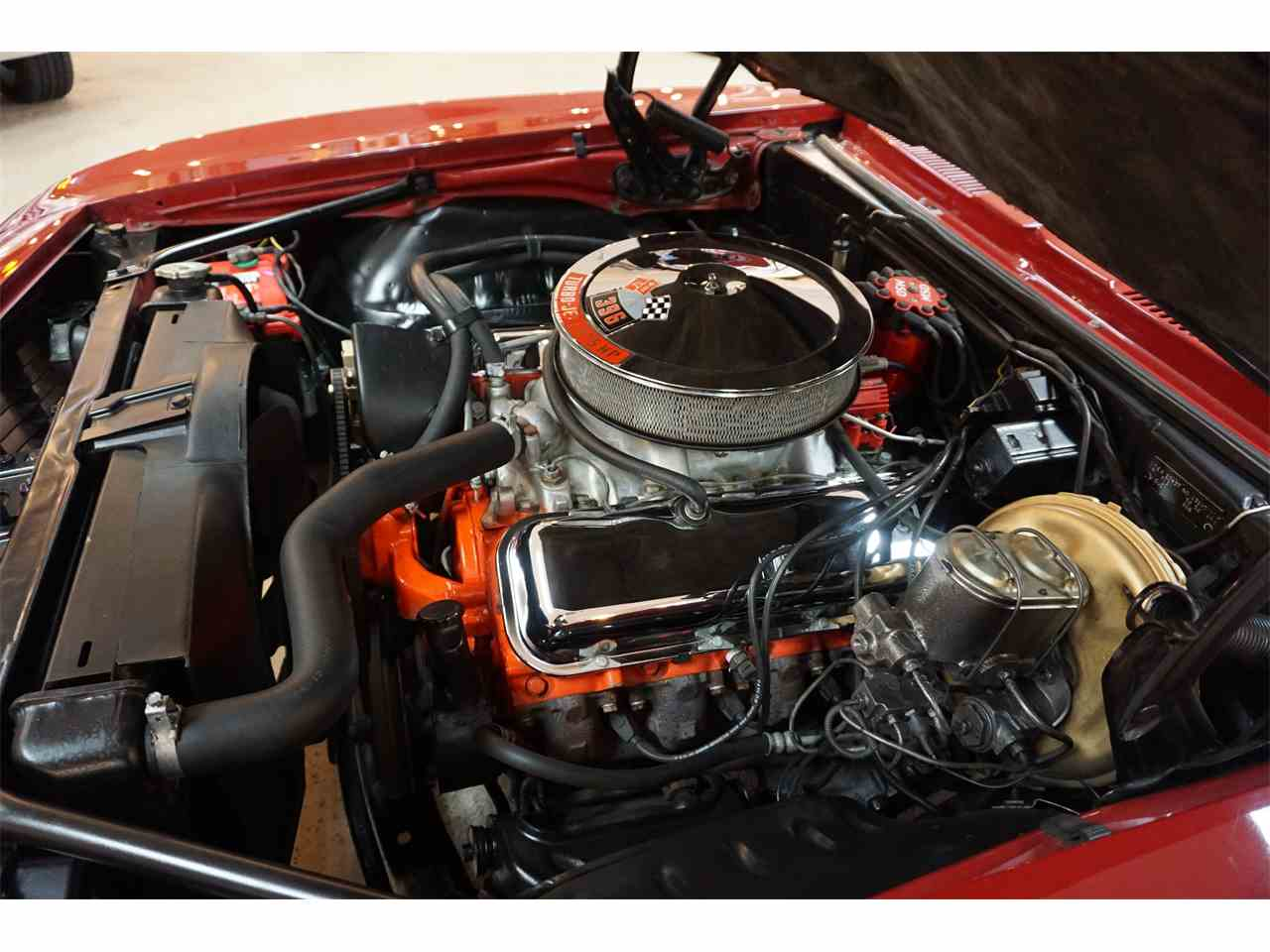 Large Picture of '69 Camaro located in Glen Burnie Maryland - $54,900.00 Offered by Brown's Performance Motorcars - MZKJ