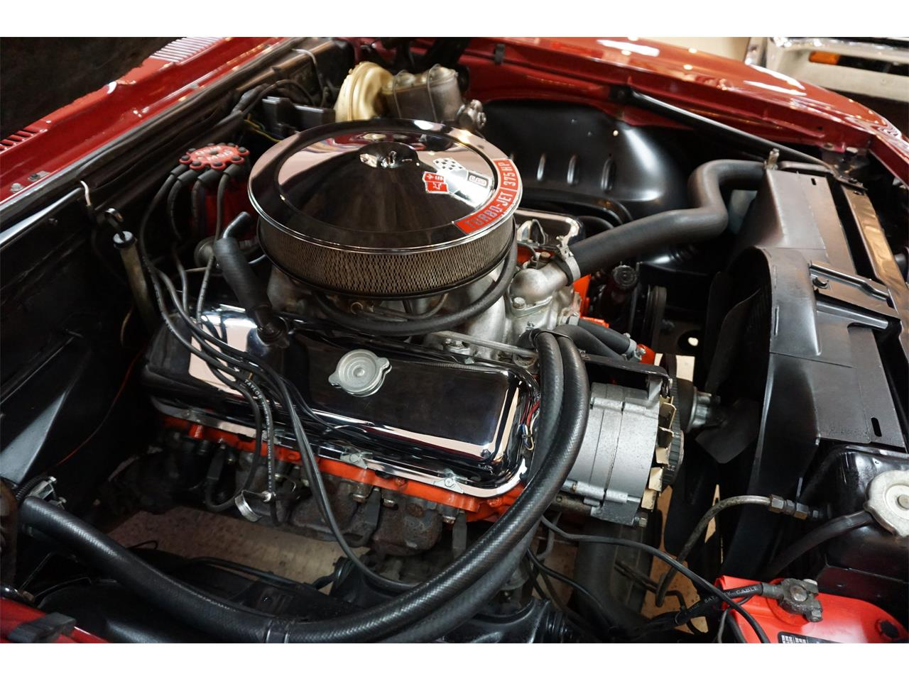 Large Picture of 1969 Chevrolet Camaro located in Glen Burnie Maryland Offered by Brown's Performance Motorcars - MZKJ