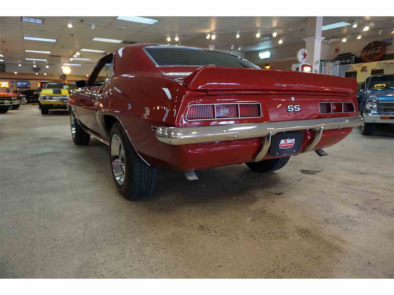 Large Picture of Classic '69 Camaro located in Glen Burnie Maryland - $54,900.00 Offered by Brown's Performance Motorcars - MZKJ