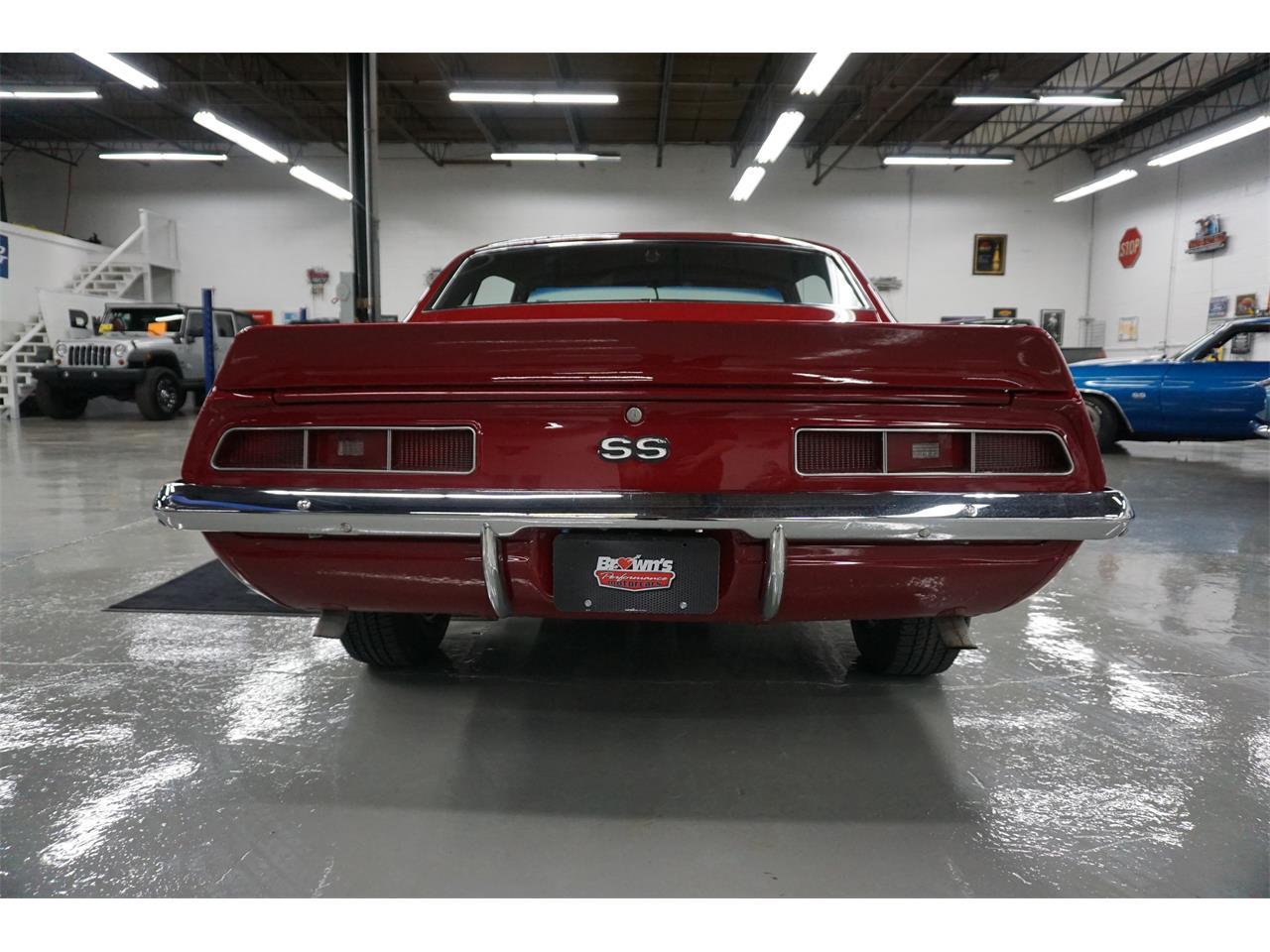 Large Picture of '69 Camaro - MZKJ
