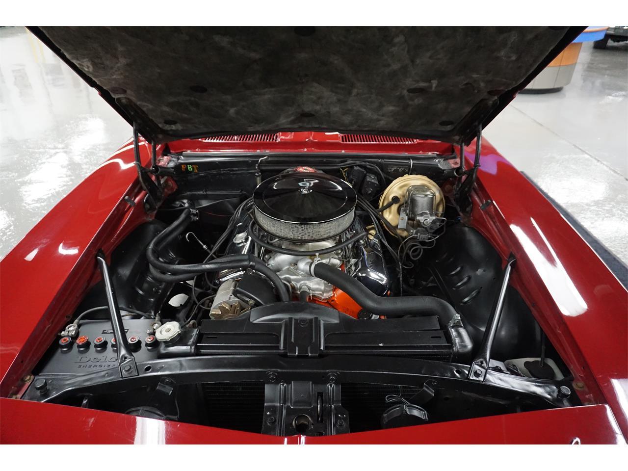 Large Picture of 1969 Chevrolet Camaro located in Glen Burnie Maryland - MZKJ