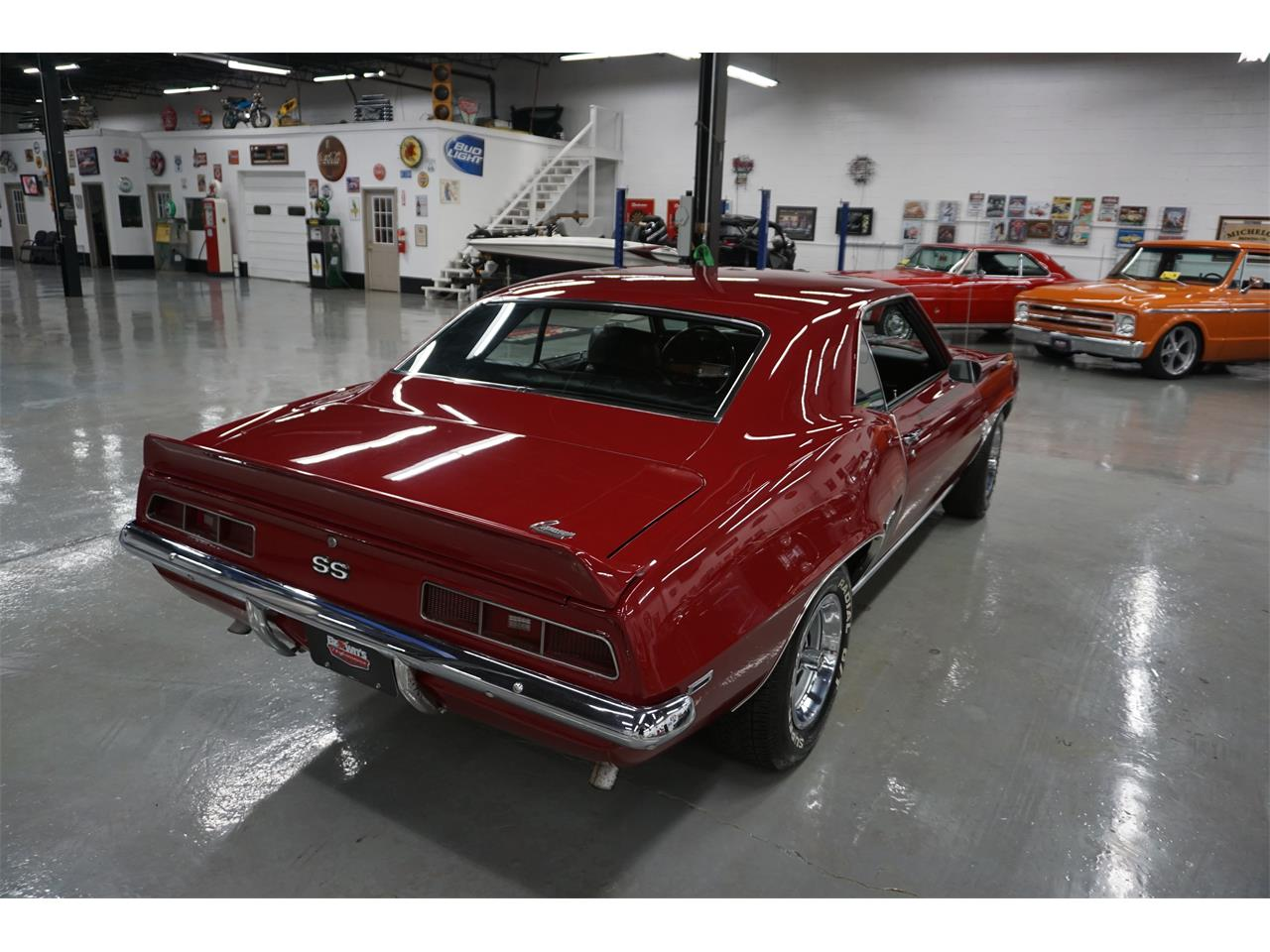 Large Picture of '69 Chevrolet Camaro Offered by Brown's Performance Motorcars - MZKJ
