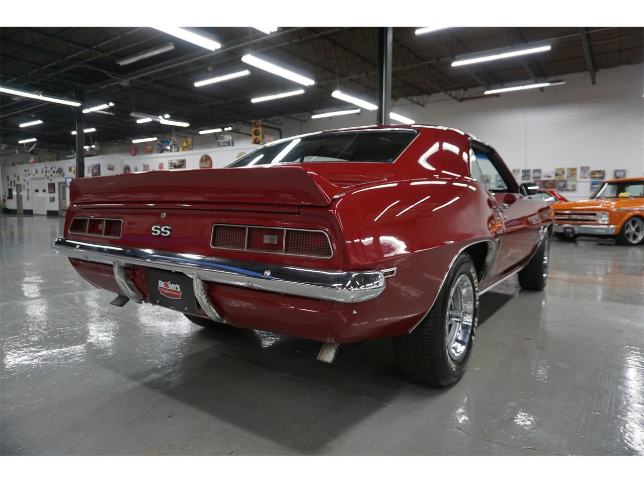 Large Picture of Classic '69 Camaro - $42,900.00 - MZKJ