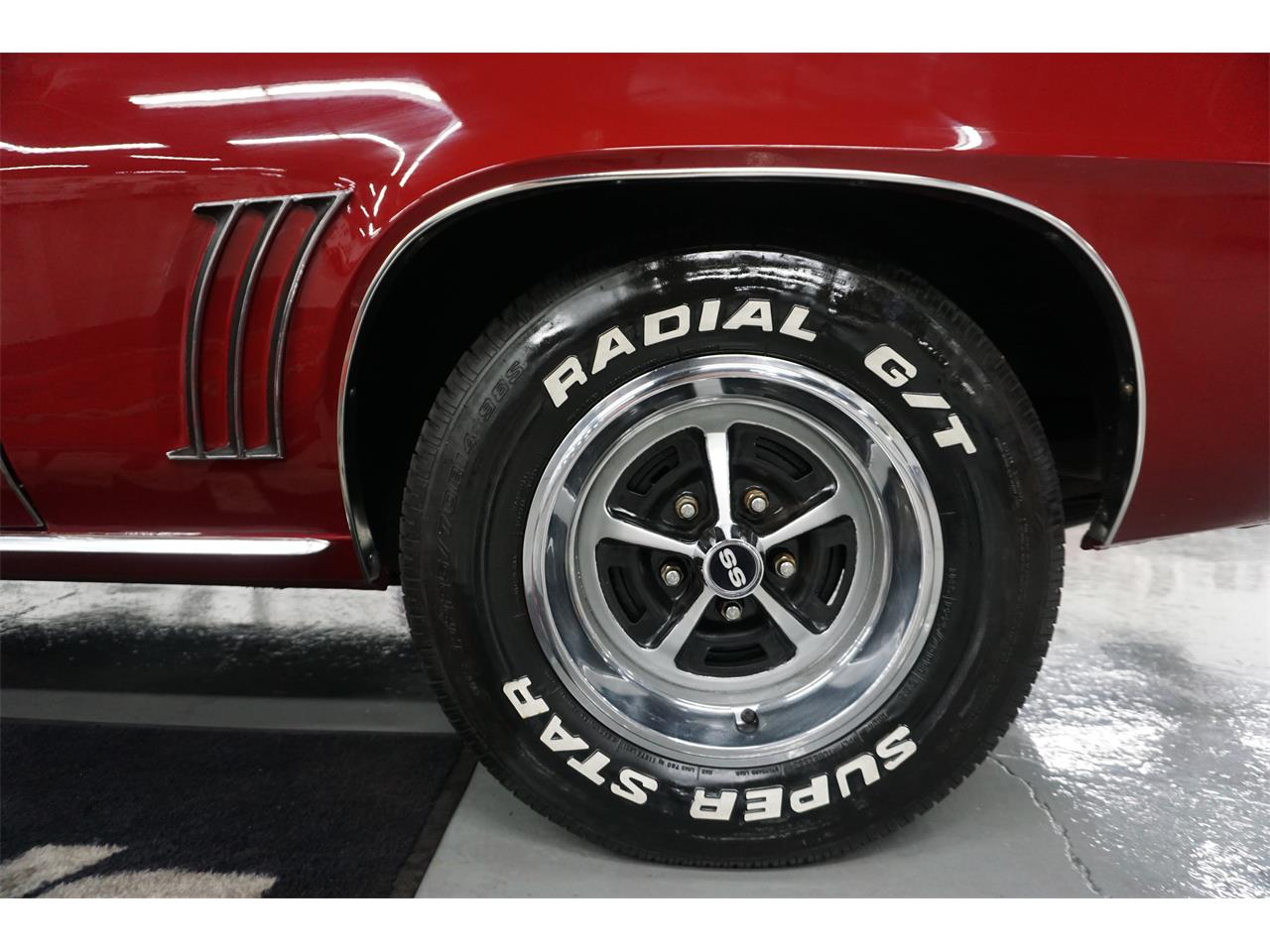Large Picture of Classic '69 Camaro located in Maryland Offered by Brown's Performance Motorcars - MZKJ