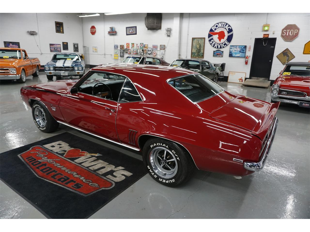 Large Picture of Classic '69 Chevrolet Camaro Offered by Brown's Performance Motorcars - MZKJ