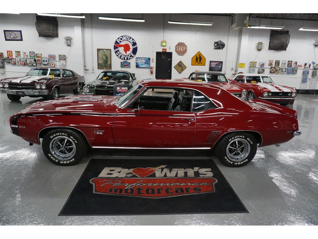 Large Picture of 1969 Chevrolet Camaro - $42,900.00 - MZKJ