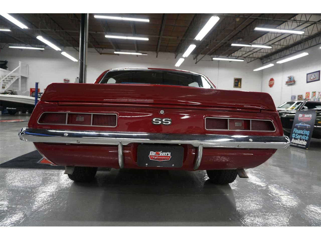 Large Picture of 1969 Camaro located in Glen Burnie Maryland - $42,900.00 Offered by Brown's Performance Motorcars - MZKJ