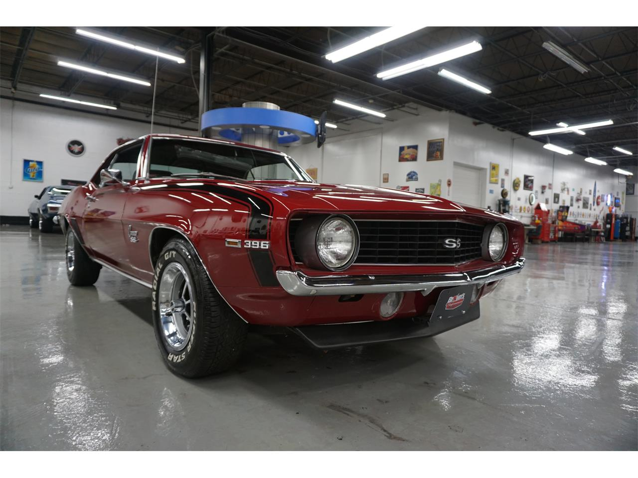 Large Picture of 1969 Camaro located in Maryland - MZKJ