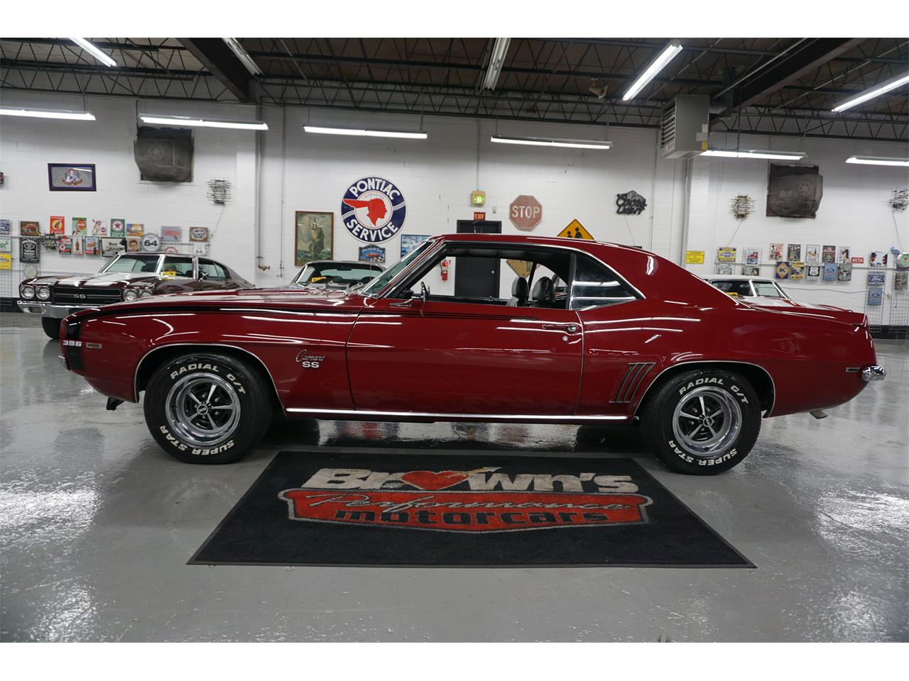 Large Picture of Classic 1969 Chevrolet Camaro Offered by Brown's Performance Motorcars - MZKJ