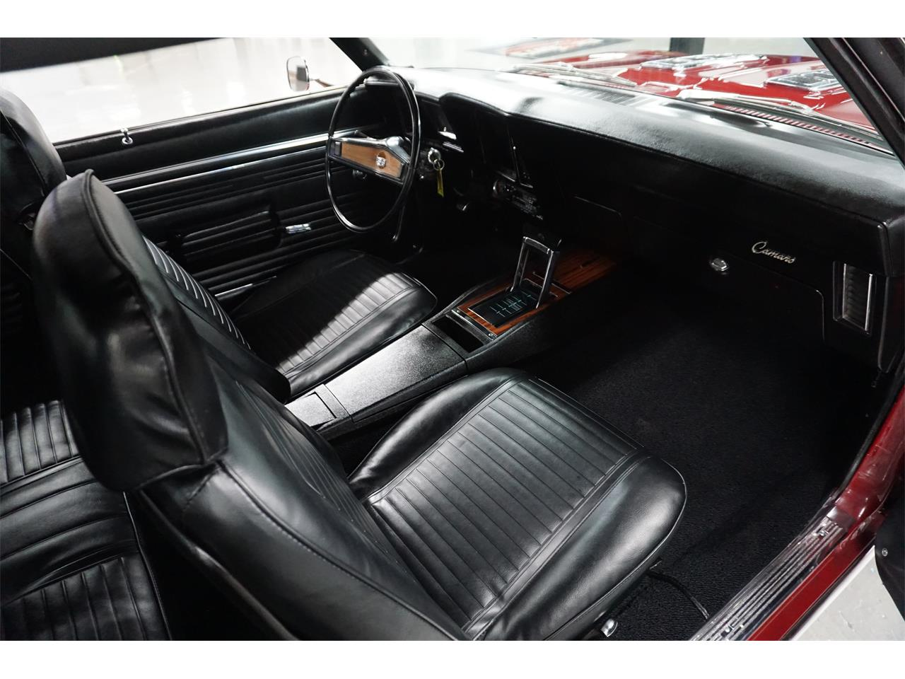 Large Picture of Classic 1969 Camaro located in Glen Burnie Maryland Offered by Brown's Performance Motorcars - MZKJ