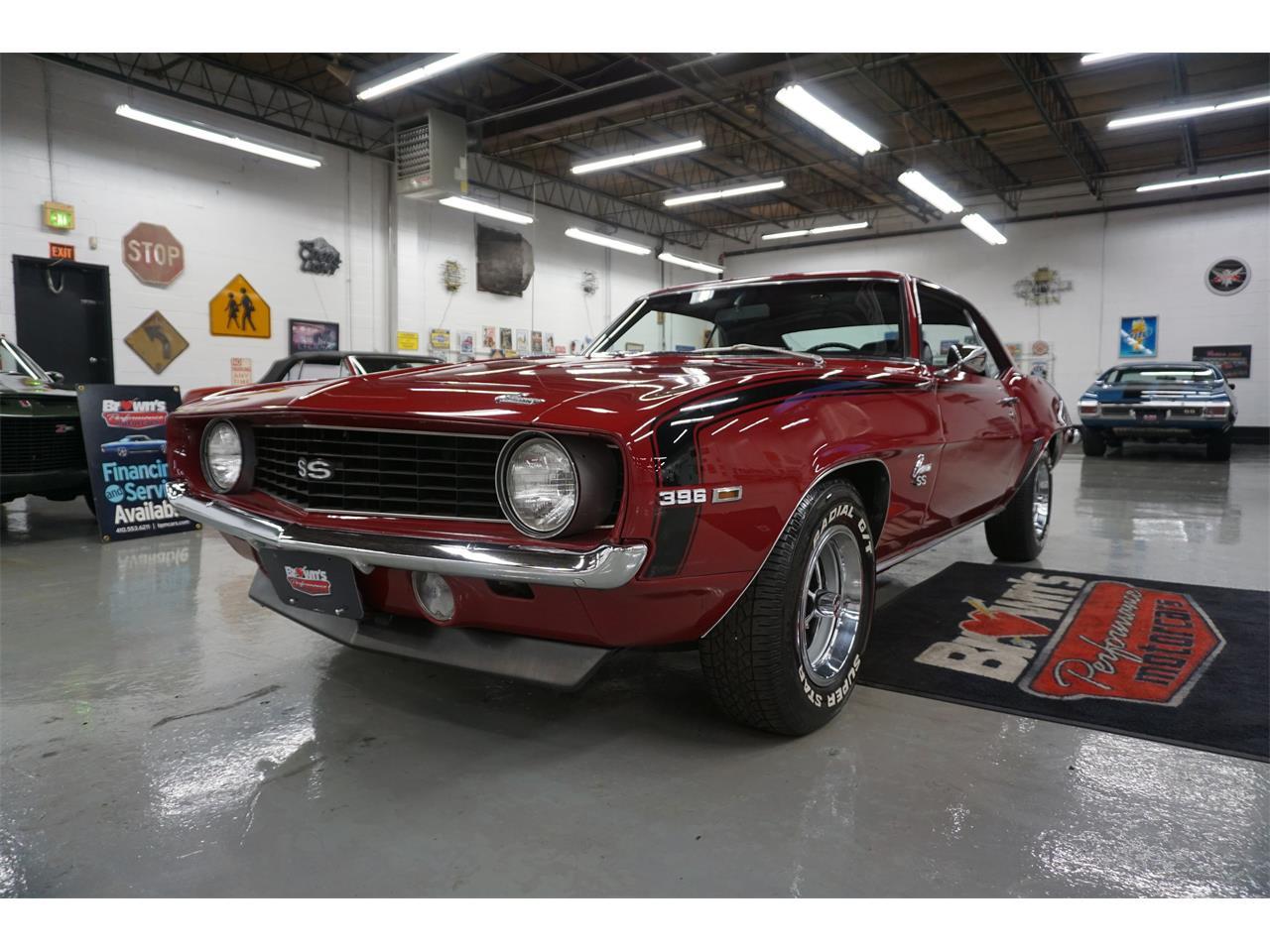 Large Picture of Classic 1969 Camaro - $42,900.00 - MZKJ