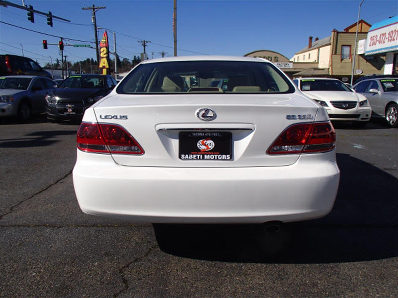 Large Picture of 2005 Lexus ES330 located in Washington Offered by Sabeti Motors - MZKL