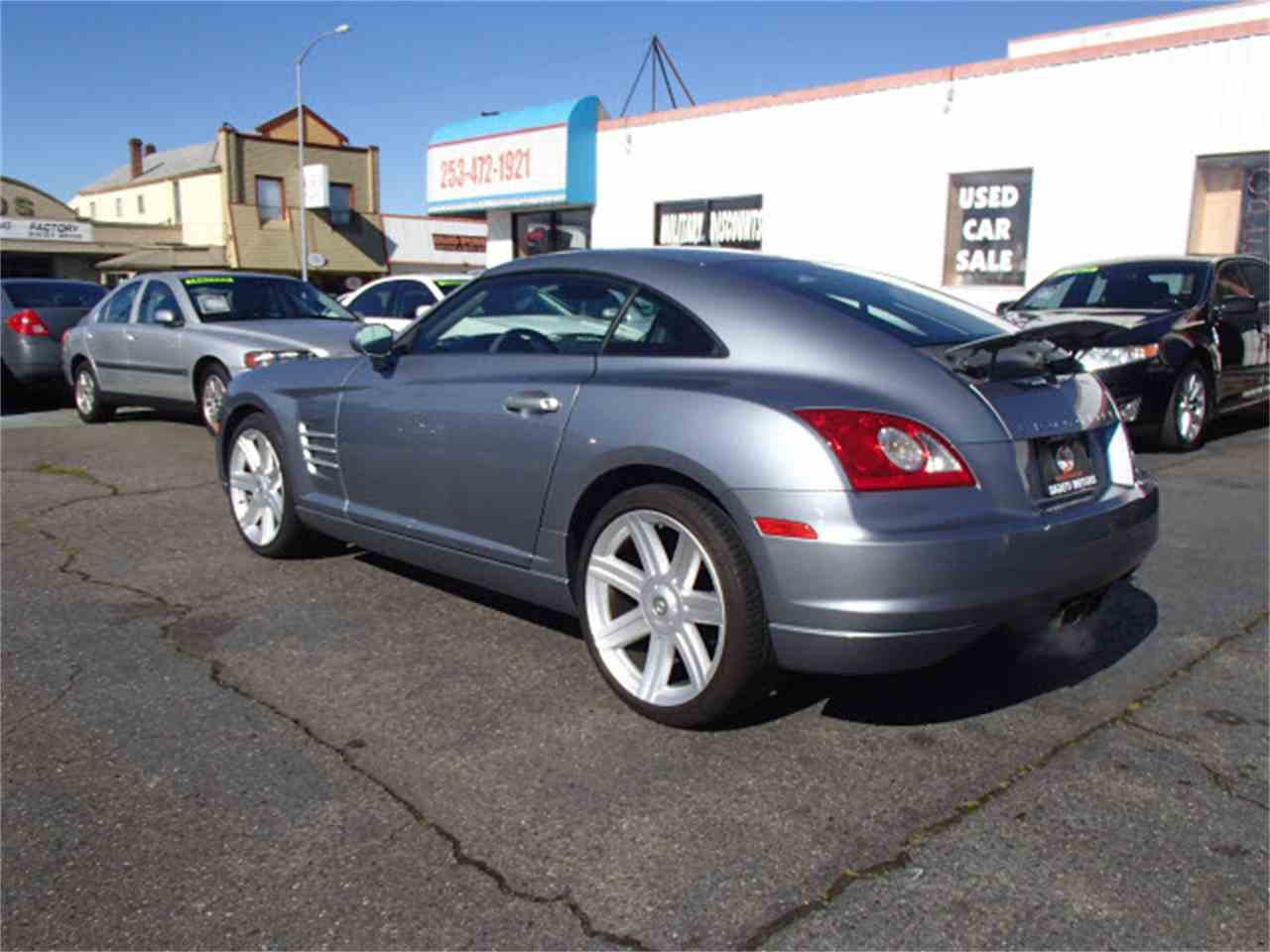 Large Picture of '04 Crossfire - MZKM