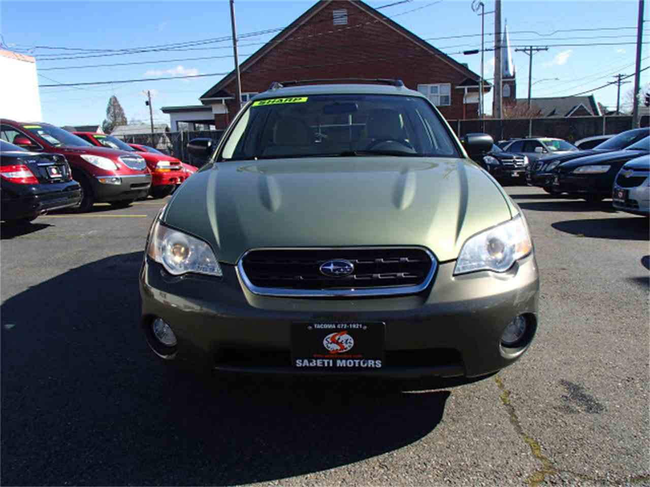 Large Picture of '06 Outback - MZKQ